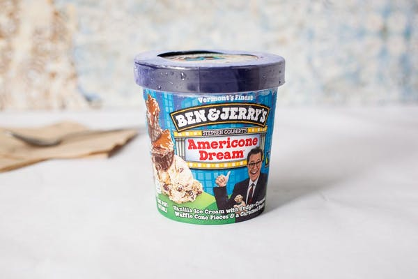 Americone Dream Ben & Jerry's Ice Cream