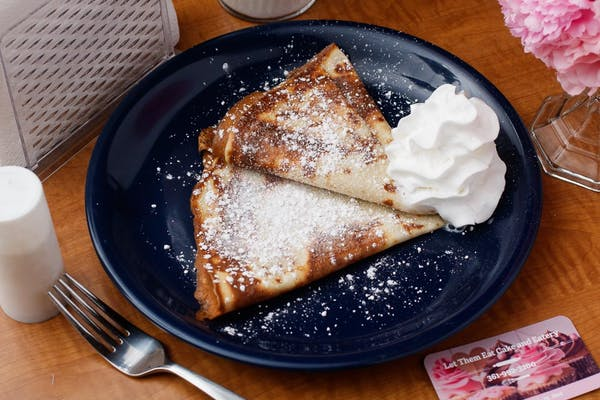 Butter & Sugar Crepes
