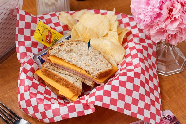 Retro Special Sandwich