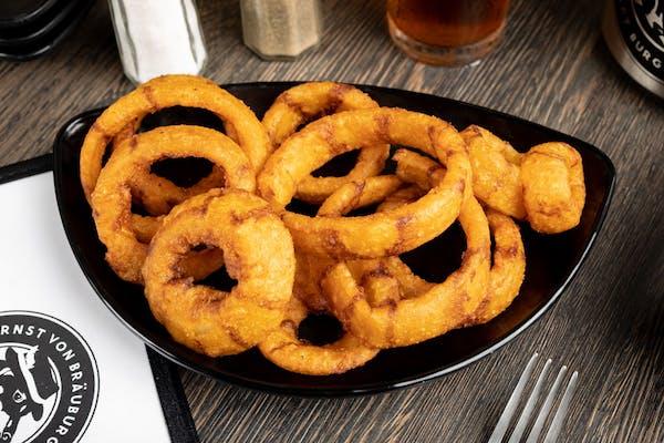 Black & Tan Onion Rings