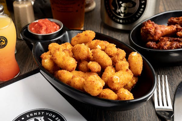 Battered Cheese Curds