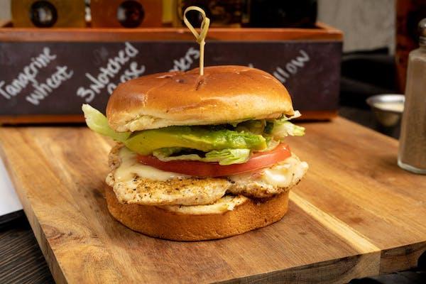 Grilled Natural Chicken Sandwich