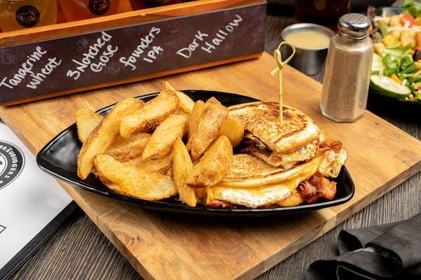 Ernst Breakfast Sandwich