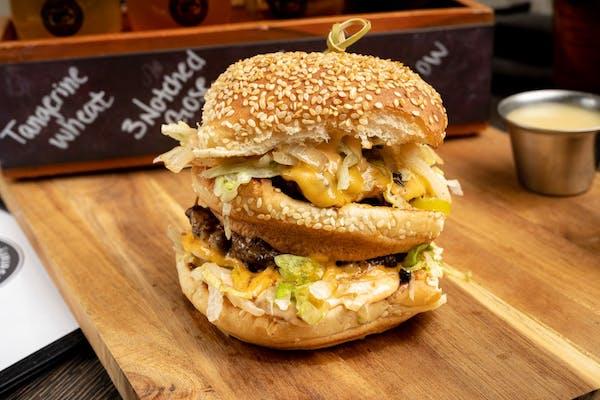 Doppleganger Double Bräuburger