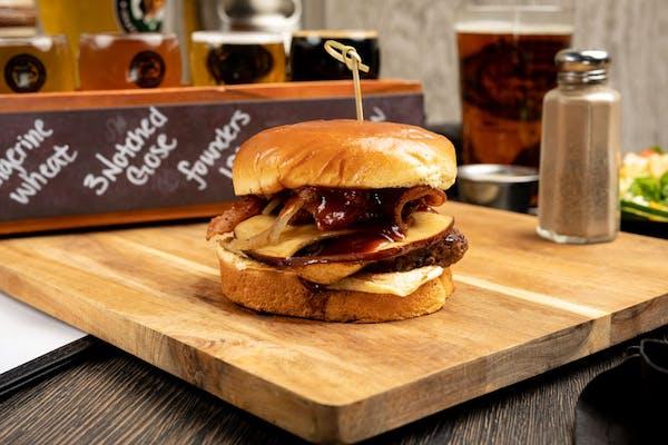 Stuttgart BBQ Burger