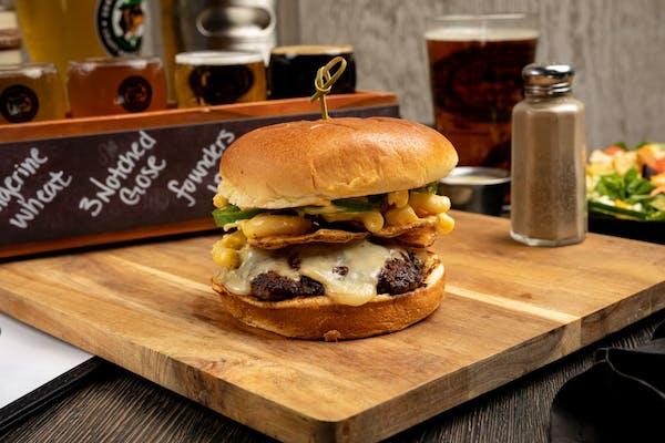 Mad King Ludwig's Burger