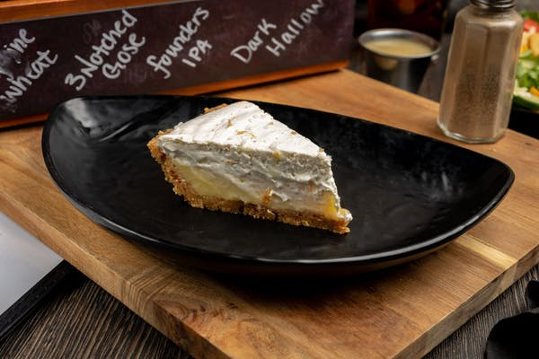Kenny's Coconut Cream Pie