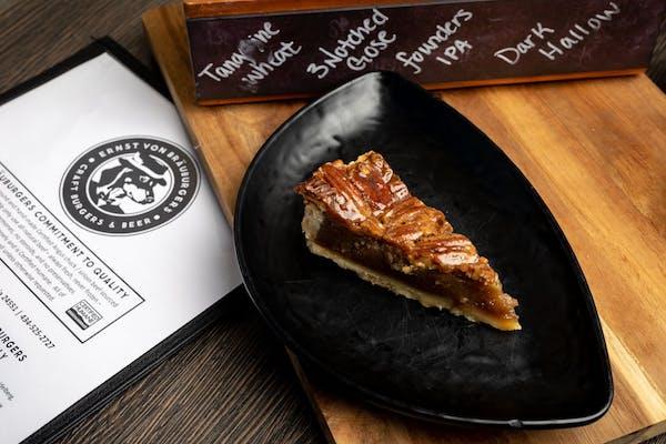 Kentucky Bourbon Pecan Pie