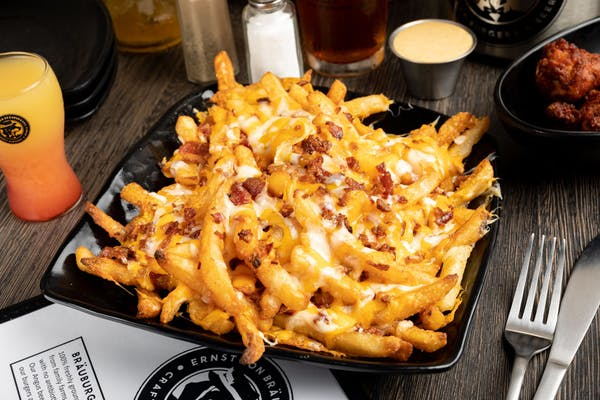 Bier Cheese Pomme Frites