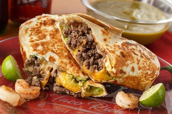Burrito & (1) Drink