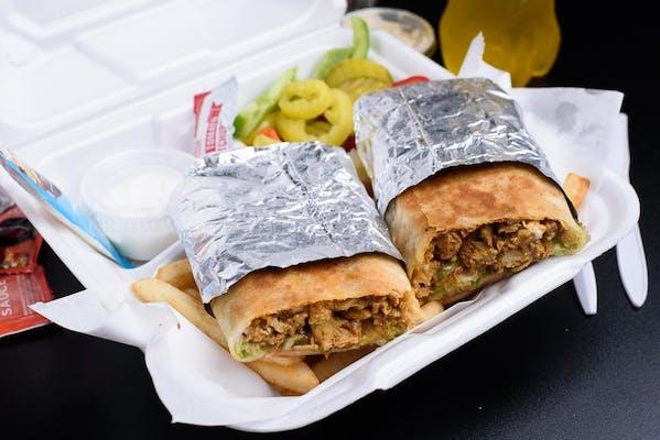Shawarma (Chicken Warp)