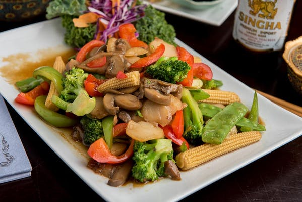 House Special Stir Fried Vegetables