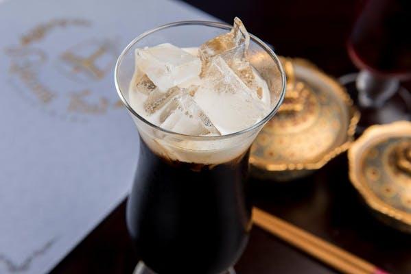 Iced Thai Coffee