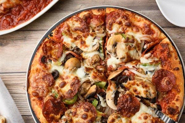 Navco Special Pizza