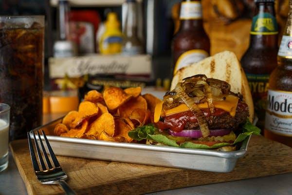 (8 oz.) Southwest Burger
