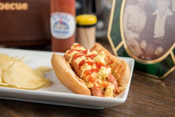 Jumbo Hot Dog