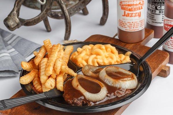 Hamburger Steak & Gravy