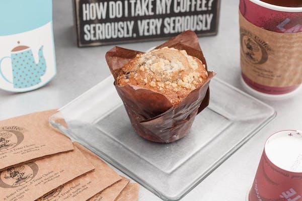 Blueberry Crumb Cake Muffin
