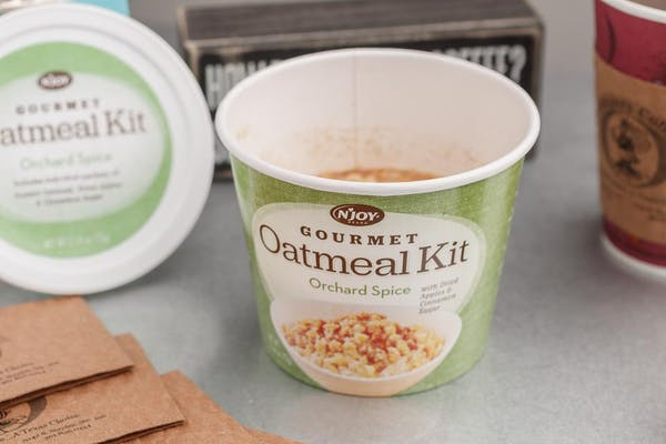 Morning Harvest Oatmeal