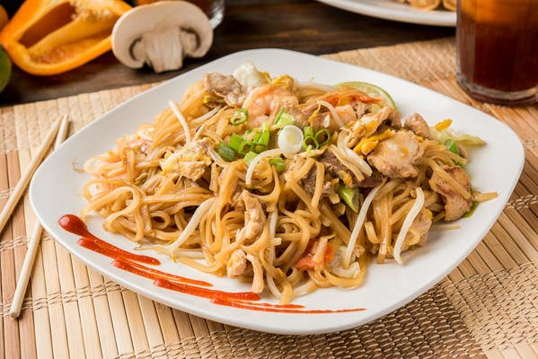 Stir-Fried Noodles Combination