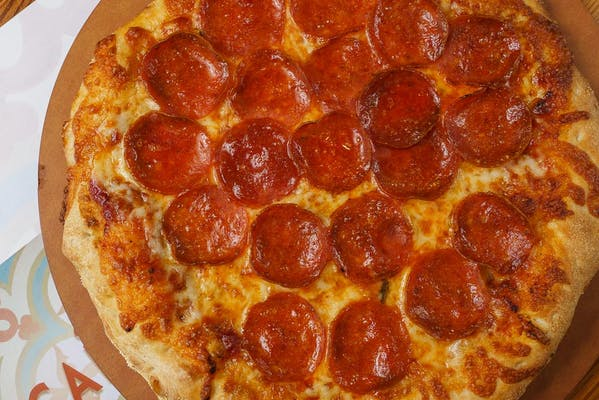Design Your Own (14 in.) Hand Tossed pizza