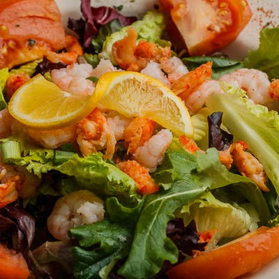 Combination Seafood Salad