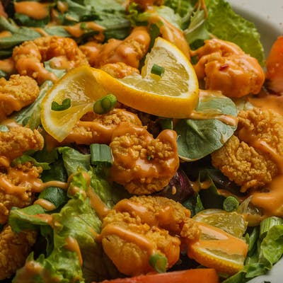 Zydeco Shrimp Salad