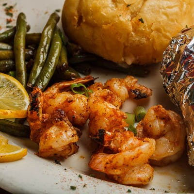 Grilled or Blackened Shrimp