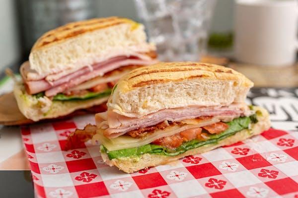 Cali Club Sandwich