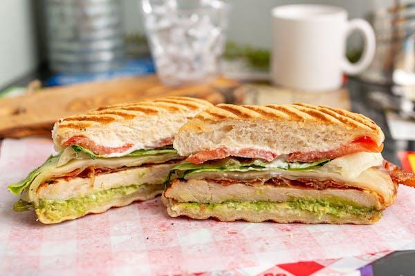 Grilled Chicken Cali Sandwich
