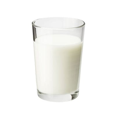 (2 %) White Milk