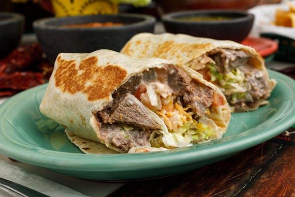 Lengua Burrito