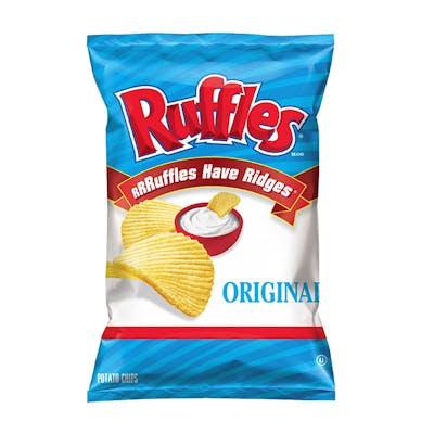 Side of (1⅛ oz.) Cheddar & Sour Cream Ruffles