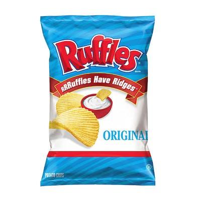 Side of (I⅛ oz.) Cheddar & Sour Cream Ruffles