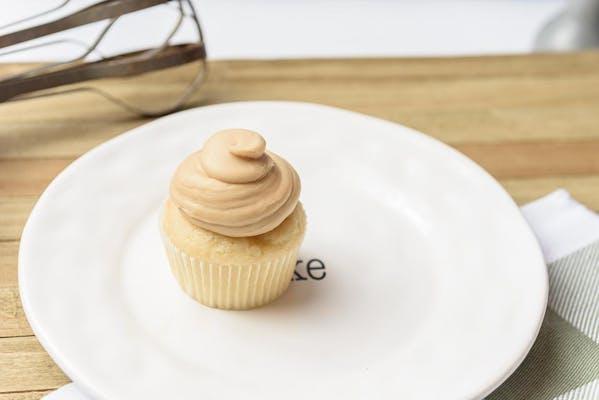 Old Fashion Caramel Cupcake