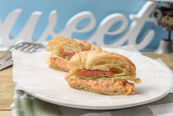 Homemade Pimento Cheese Sandwich