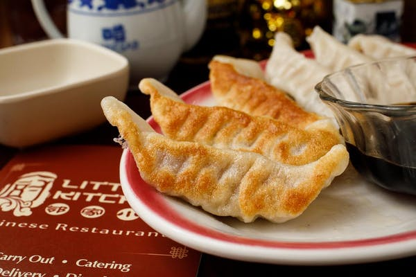 6. Pork Dumplings