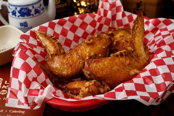 7. Fried Chicken Wings