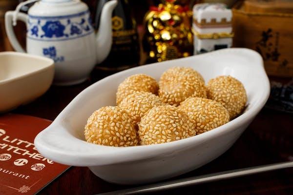 13. Sesame Balls