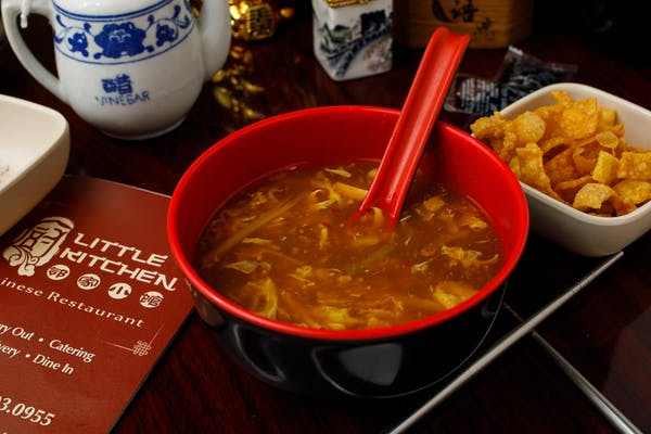 19. Hot & Sour Soup