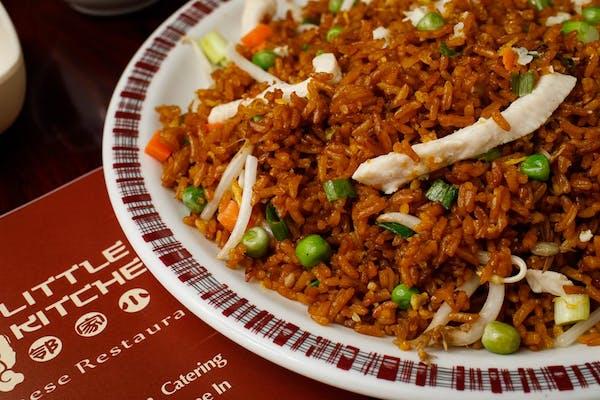 22. Chicken Fried Rice