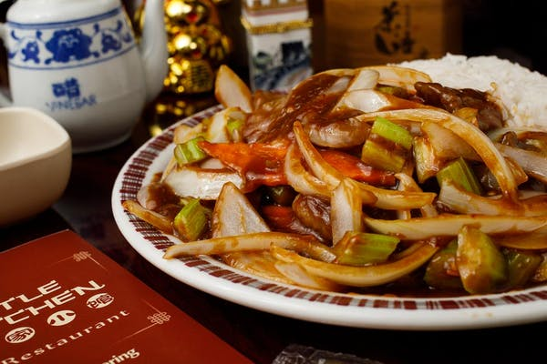 B2. Mongolian Beef & White Rice