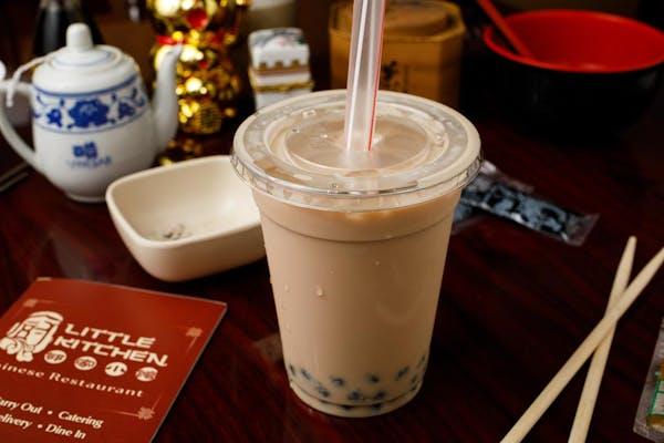 Bubble Milk Tea