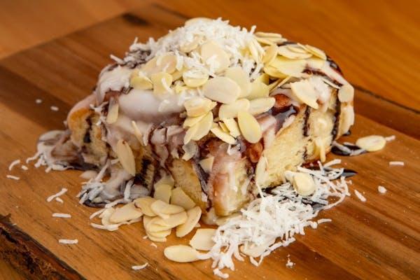 Joyful Almond Roll