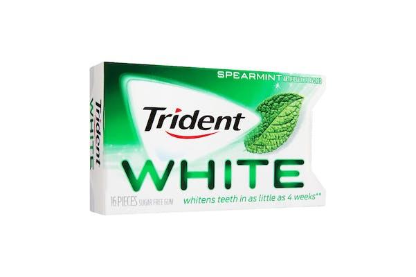 Spearmint Trident Gum