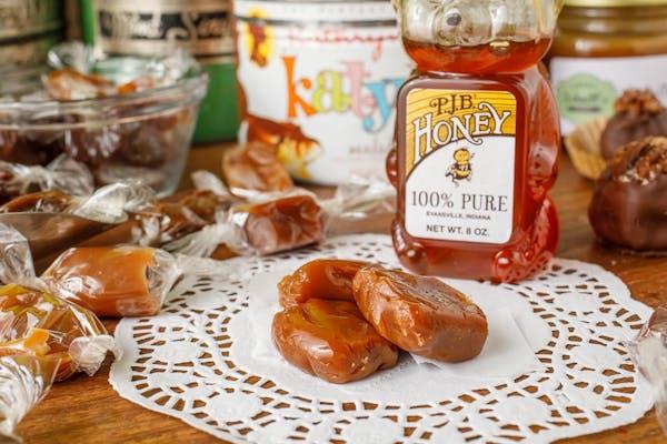 (8 oz.)Honey Caramel