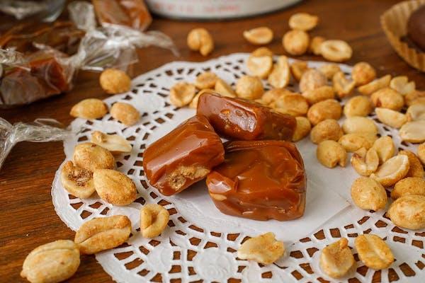 (8 oz.) Crunchy Peanut Butter