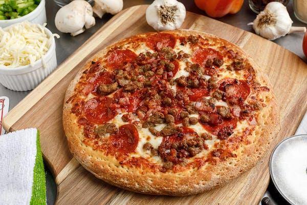 The Mesta Guy Pizza