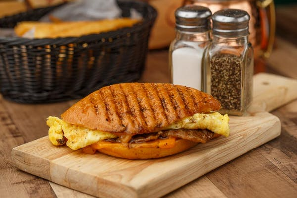 Country Breakfast Panini