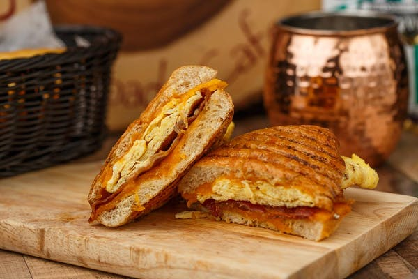Tame Breakfast Panini
